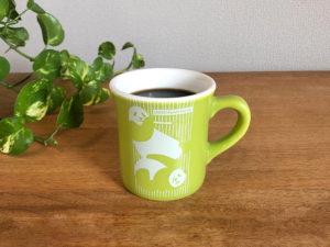 『上野パンダファミリー いっぷくマグカップ』 税込1,650円
