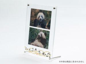 シャンシャン メモリアルフォトスタンド¥3,410